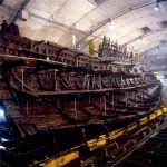 Mary Rose Tudor ship